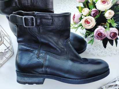 40 (26 см) Женские кожаные демисезонные ботинки