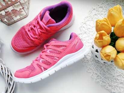 34 (22 см) Розовые облегченные кроссовки