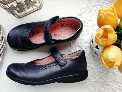 30 (20 см) Кожаные детские туфли