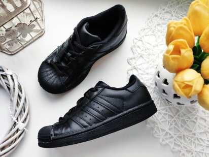 29 (18,5 см) Черные кроссовки