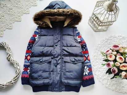 2,3 года, рост 92,98 Новая теплая демисезонная курточка