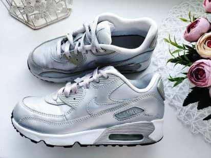 34 (22 см) Кожаные кроссовки