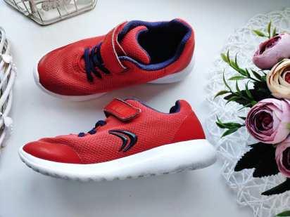 28-29 (18 см) Красные кроссовки