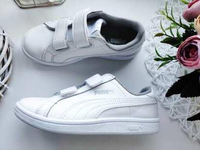 29 (18,5 см) Кожаные кроссовки на липучках