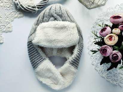 Loman Польская зимняя шапка ушанка