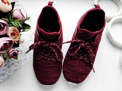 34 (21,5 см) Облегченные кроссовки для девочки
