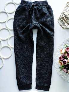 8,9 лет, рост 134 Теплые штаны на флисе