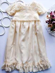6 лет, рост 116 Детское нарядное платье