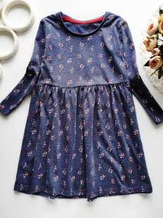4,5 лет, рост 104-110 Платье для девочки