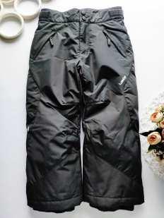 5 лет, рост 104-116 Новые теплые штаны