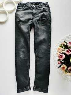 6,7 лет, рост 116,122 Стрейчевые джинсы для мальчика