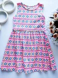5,6 лет, рост 116 Новое летнее платье