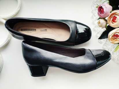 36 (23,5 см) Кожаные туфли