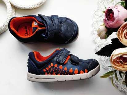 20 (12,5 см) Кожаные кроссовки