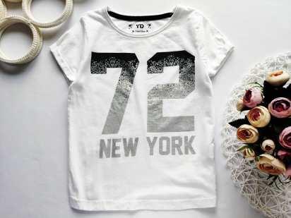 7,8 лет, рост 122,128 Детская футболка