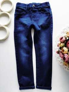 4,5 лет, рост 110 Стрейчевые джинсы