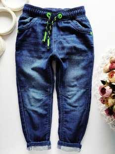 2,3 года, рост 92, 98 Мягкие джинсы
