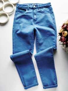 12\13 лет, рост 152\158 Стрейчевые джинсы