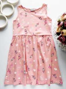 7 лет, рост 122 Платье для девочки