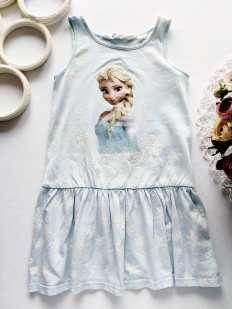 2,4 года, рост 98,104 Хлопковое платье