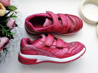 28 (18,5 см) Кожаные кроссовки