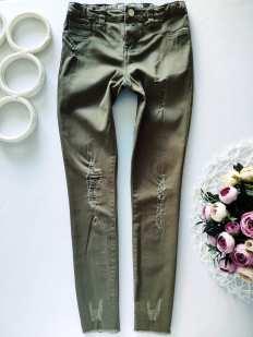 8,9 лет, рост 134 Новые джинсы скинни