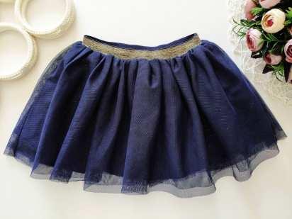 1,5,2 года рост 92 Блестящая юбка
