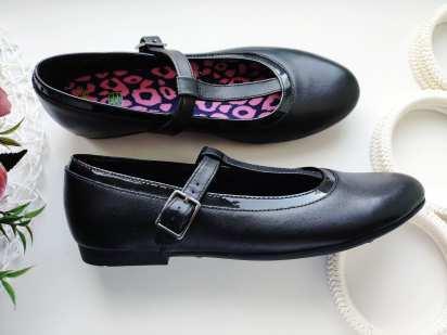 36 (24 см) Новые кожаные туфли