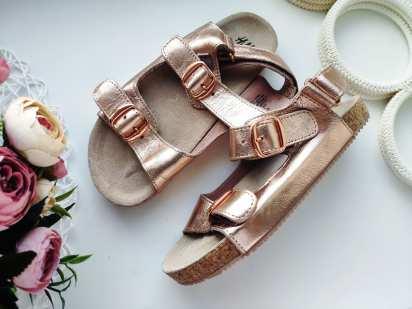 32 (20-21 см) Кожаные сандали