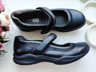 40 (26,5 см) Кожаные женские туфли