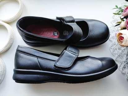 38 (24,5 см) Кожаные туфли