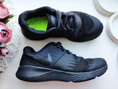 36 (24 см) Черные кроссовки