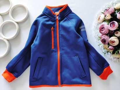 1-2 года, рост 86-92 Sport soft shell Новая куртка