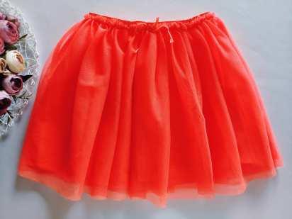 6,8 лет, рост 122,128 Блестящая пышная юбка