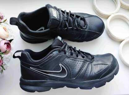 42 (28 см) Мужские кожаные кроссовки