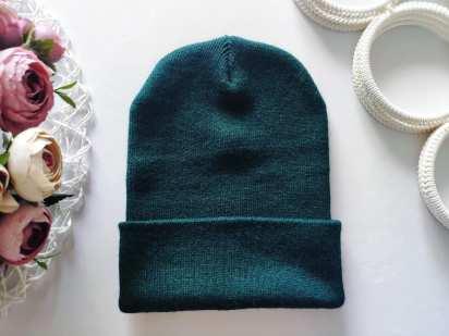 3-7 лет Детская стрейчевая шапка