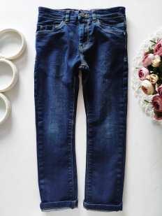 6 лет, рост 116 Стрейчевые джинси скинни для мальчика