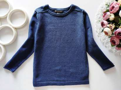 3,4 года, рост 104 Котоновый свитерок