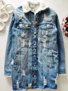 14\42\10\46 Женская джинсовая куртка
