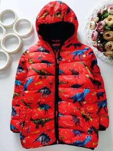 5-7 лет, рост 116-122 Теплая курточка