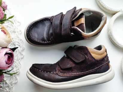 28 (18 см) Кожаные деми ботинки