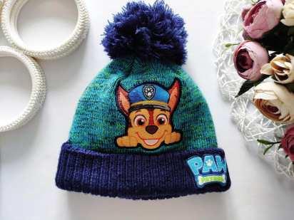 1,2 года Теплая шапка щенячий патруль