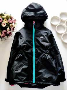 5,6 лет, рост 110,116 Зимняя термо куртка