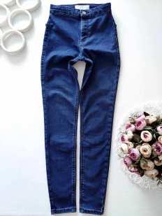 12\13 лет, рост 152,158 Стрейчевые джинсы узкачи