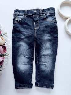 9,12 мес, рост 80 Стрейчевые джинсы узкачи