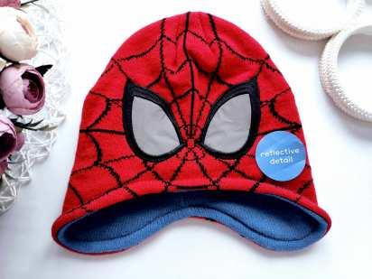 3-6 лет Новая шапка человек паук