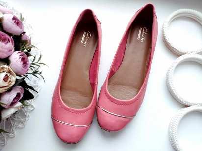 36-37 (24,3 см) Кожаные туфли