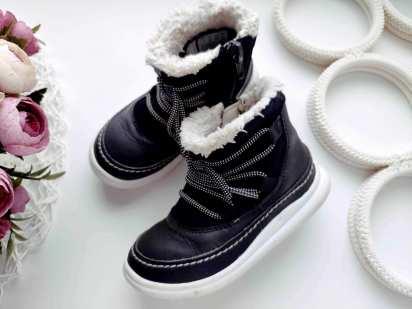 22-23 (14,5 см.) Кожаные ботинки