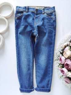 2,3 года, рост 98 Стрейчевые джинсы