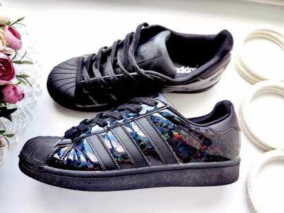 39,5 (24,5 см) Черные кроссовки